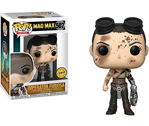 Funko Pop Movies Mad Max Fury Road-Furiosa Chase Collectible Figure