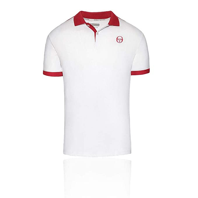 Sergio Tacchini Club Tech Polo - S: Amazon.es: Ropa y accesorios