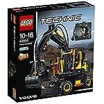 Lego Technic Set Costruzioni, Volvo, Colore Vari, 42053(Scatola Leggermente ROVINATA)  LEGO