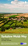 Yorkshire Wolds Way: National Trail Guide (National Trail Guides)