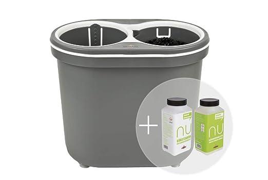 SPÜLBOY NU® - Lavavajillas portátil con limpiador y pastillas para ...