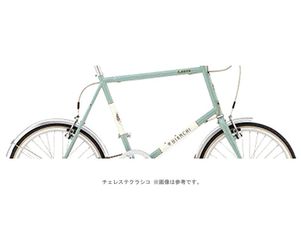 BIANCHI(ビアンキ) 2018 MINIVELO-7(1x7段)ミニベロバイク <チェレステクラシコ> B077Z5Y1P6 52