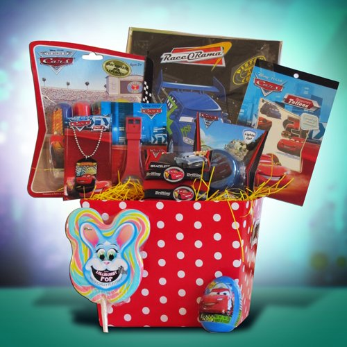 Gift baskets boys would love on easter webnuggetz baskets for boys under 10check price easter negle Images