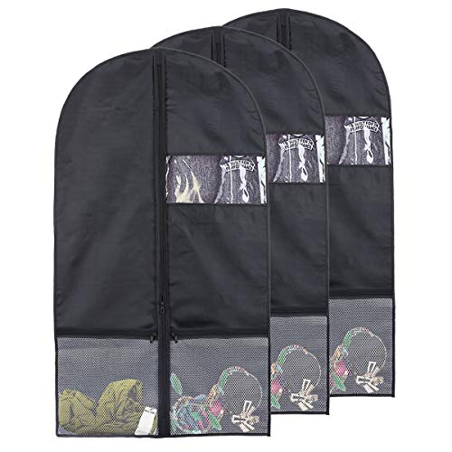 Kernorv Garment Bag with Pockets, 43
