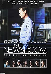 Newsroom:Complete Seasons 1-3
