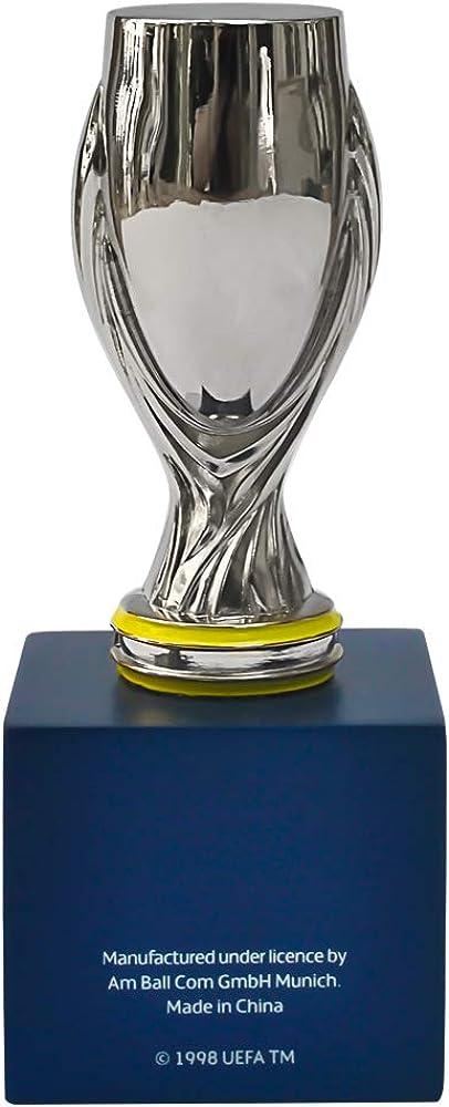 Wooden Podium 70mm Uefa Supercup Pokal eine Gr/÷e
