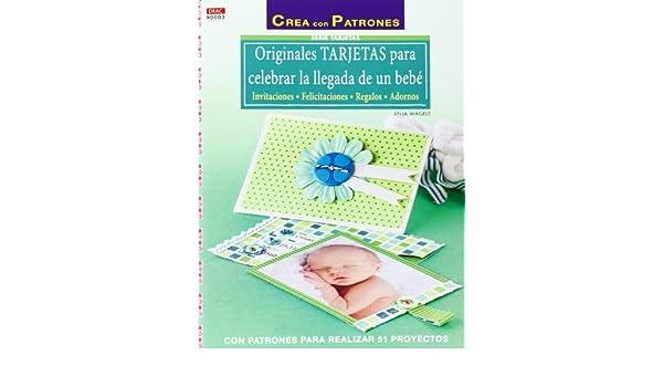 Originales tarjetas para celebrar la llegada de un bebé: Anja Wagele ...