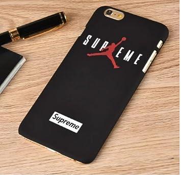 coque supreme jordan iphone 7