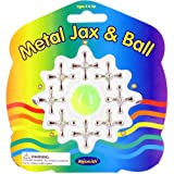 : METAL JACKS & BALL by Toysmith