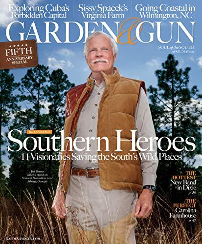 Garden and Gun Magazine (April/May, 2012) Amazon.com Books