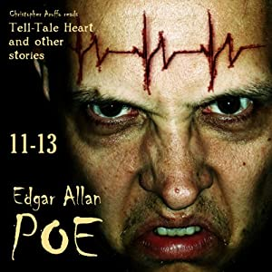 Edgar Allan Poe Audiobook Collection 11-13 Audiobook