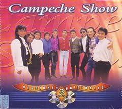 """Campeche Show """"Versiones Originales: 45 Grandes Exitos"""" 100 Anos De Musica"""