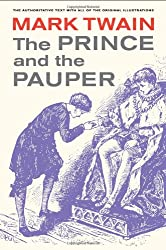 The Prince and the Pauper (Mark Twain Library)