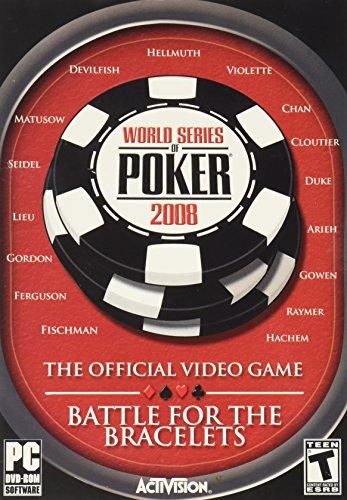 World Poker 2008 Battle Bracelets Windows product image