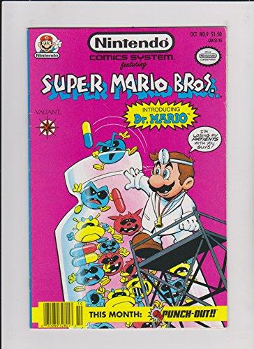 Nintendo Comics System Featuring Super Mario Bros. #9 (October 1991)