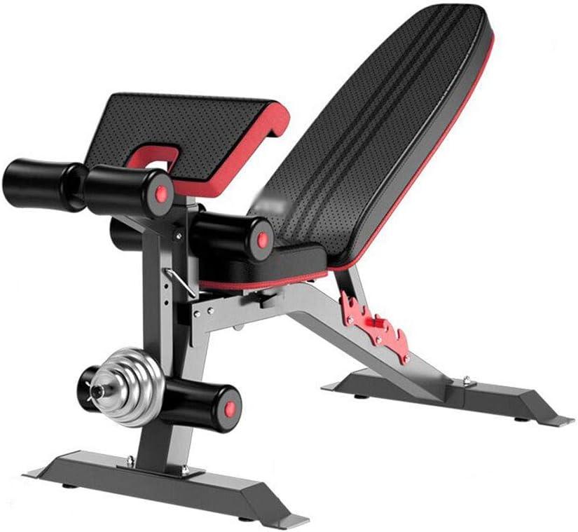 DUXX ウェイトベンチ - ベンチプレストレーニングベンチのための商業用グレードダンベルベンチ トレーニングベンチ
