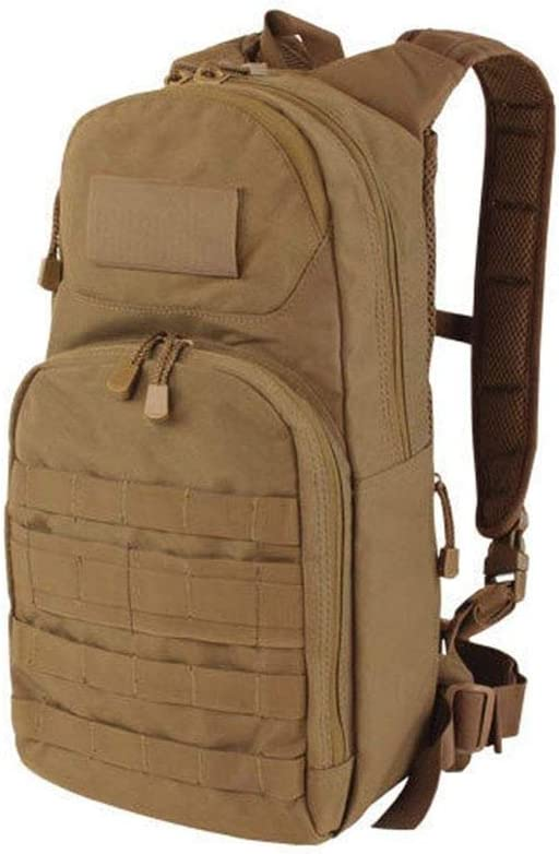 Condor Fuel Hydration Carrier – Coyote Brown – New – 165-498