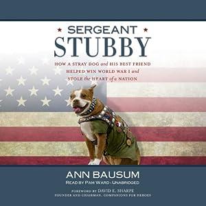 Sergeant Stubby Audiobook