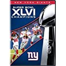 NFL Super Bowl XLVI Champions: 2011 New York Giants