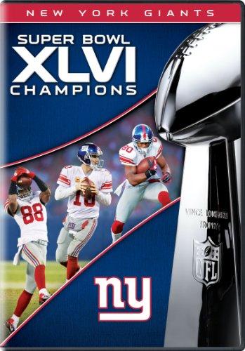 NFL Super Bowl XLVI Champions: 2011 New York - Bowl Super 2012