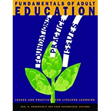 Fundamentals of Adult Education: Issues and Practices for Lifelong Learning