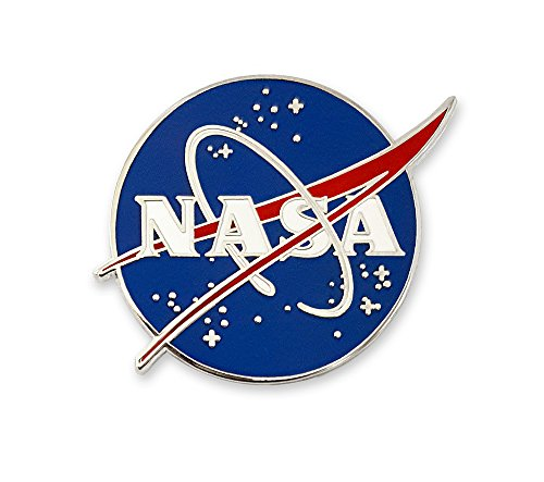 Price comparison product image Pinsanity NASA Logo Enamel Lapel Pin