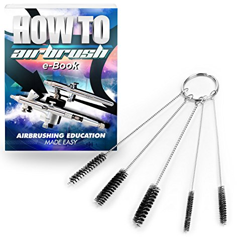 1 X PointZero Brush Set for Airbrush -