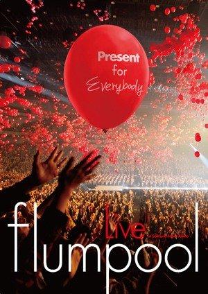 flumpool / Special Live 2011 Present 〜ありがとう祭り!今宵は歌おう!踊り尽くそう!〜at Saitama Super Arena