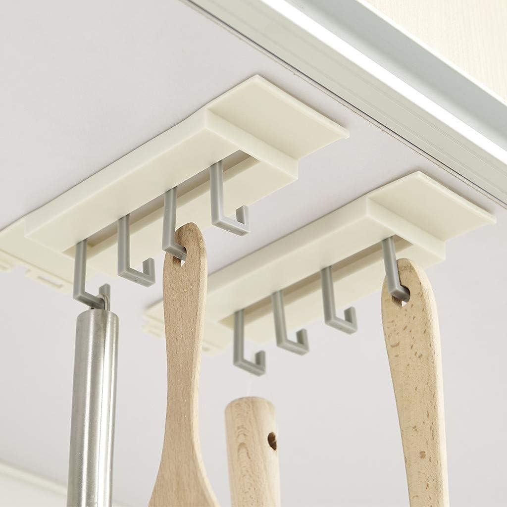 Yliquor Corner Hook Folding Hooks Kitchen Bathroom Free-Punch Hooks Door Back Coat Hook Heavy Duty Utility Storage Hook Shower Hook for Towel Cap Coat