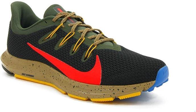 Superficie lunar niebla Donación  NIKE Quest 2 Se, Zapatillas de Atletismo para Hombre: Amazon.es: Zapatos y  complementos