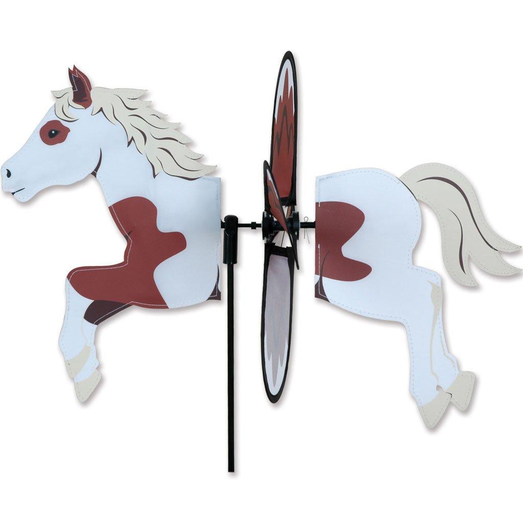 Pinto Horse Petite Spinner