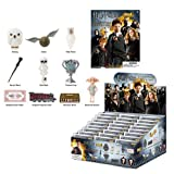 Harry Potter 3-D Figural Foam Keyring Series 1 Blind Bag Set of 3