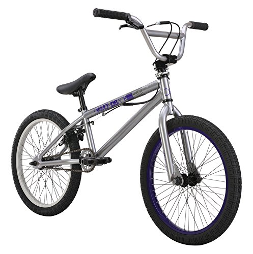 Diamondback Bicycles Youth 2015 Grind Pro Complete Box Bike, Silver Top Offers