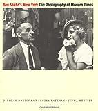 Ben Shahn's New York, Deborah Martin Kao and Laura Katzman, 0300083157