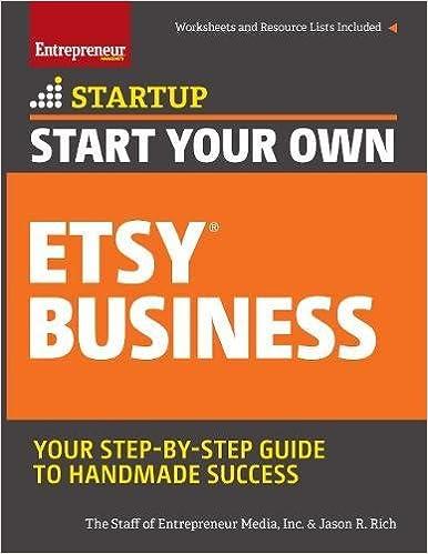 9666ce25e Start Your Own Etsy Business  Handmade Goods