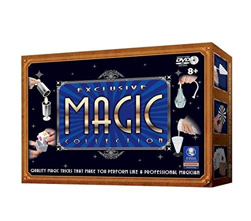 HankyPanky 0612001 Zauberkasten Exclusive Magic 1