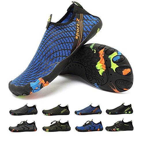 des de Glissent HooyFeel de Hommes de sur l'eau la Chaussures multifonctionnelle Plage Chaussure Sock Les d'Aqua IWqqAE