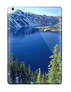 premium Phone Case For Ipad Air/ Crater Lake Oregon Tpu Case Cover 3405537K27563389