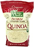 Nature's Earthly Choice Premium Organic 100% Whole Grain Quinoa, 2 Pound