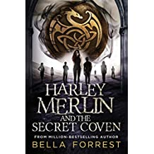 Harley Merlin and the Secret Coven (Volume 1)