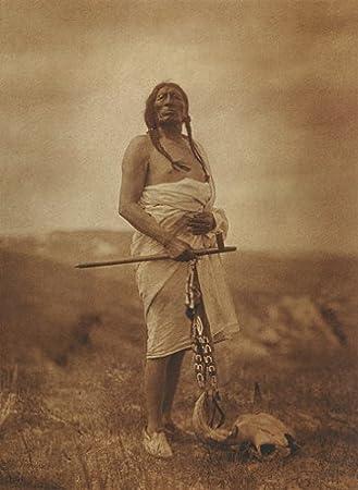 Sioux hombre medicina