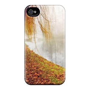 High Quality Foggy River Cases HTC One M7 / Perfect Cases