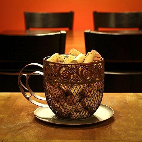 wine barrel cup - 2