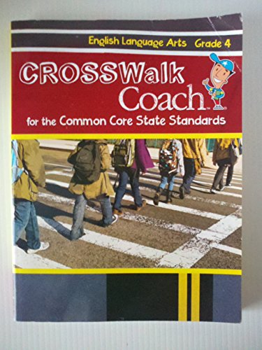 Crosswalk Coach for the Common Core Standards, Ela, G4
