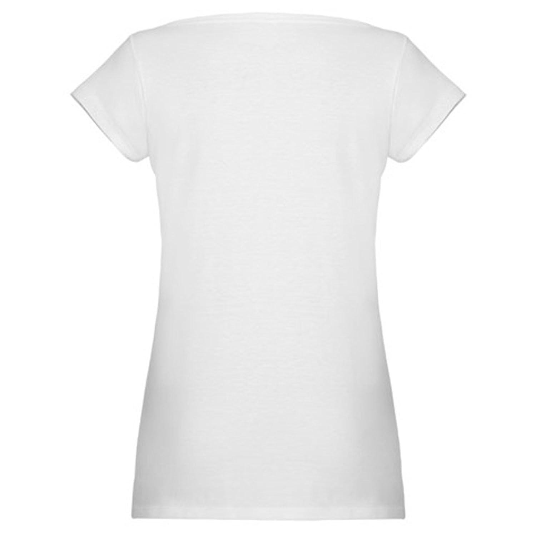 Amazon.com: CafePress - Baby Heart Feet Red Maternity T-Shirt ...