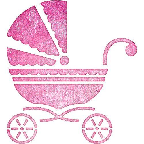 - Cheery Lynn Designs B303 Baby Carriage Die Cut