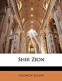 Shir Zion, Salomon Sulzer, 1149654465