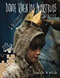 img - for Donde viven los monstruos: Libropuzzle (Donde viven los monstruos / Where the Wild Things Are) (Spanish Edition) book / textbook / text book