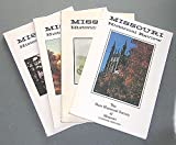 img - for Missouri Historical Review (4 Vol Set): Jan 71, Oct 89, April & July 91 - Christmas in Early Missouri; Populism & Socialism; University of Missouri; Col. A. C. Riley's Letters; Grand Opera in St. Louis; Irish-Americans book / textbook / text book