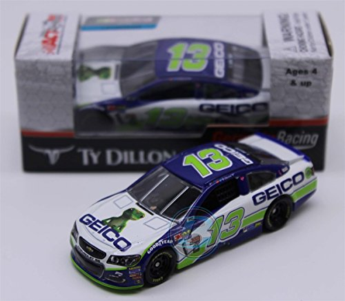 2017 Ty Dillon #13 Geico Diecast collectable 1/64 Lionel LNC